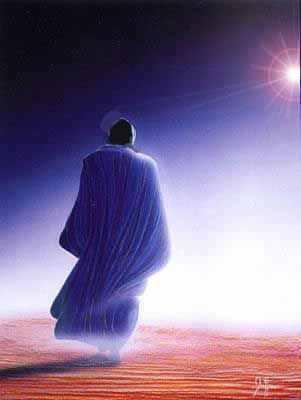 eveil ange Jesus