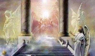 eveil ange temple